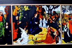The Masters #13, 18x36, (The Van derGoes Altar)