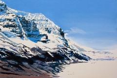 Ice Field, 18x24