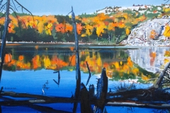 $1150.00 Just Off the Trail, 18x36