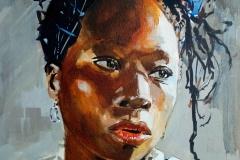 The Artist's Model #1 ( G.B.)